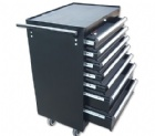 7 full extension drawer toolbox cabinet