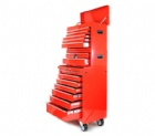 Mechanic Handyman Multi Drawer Tool Box and Tool Cabinet on Caster Wheels