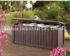 Keter Wood Style Deck Box.