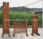 Wooden Expending Fence