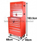 Mechanic Handyman Multi Drawer Toolbox and Tool Cabinet